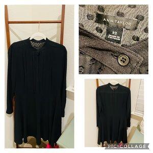 Ann Tylor Silky dress